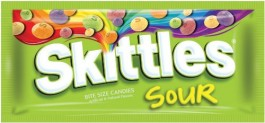 Skittles Sour (56g) (BEST BY 18-04-17)