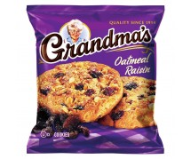 Grandma's Oatmeal Raisin Cookies (70g)