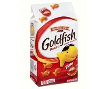 Goldfish Baked Snack Crackers Pizza (187g) (BEST BY 24-09-17)