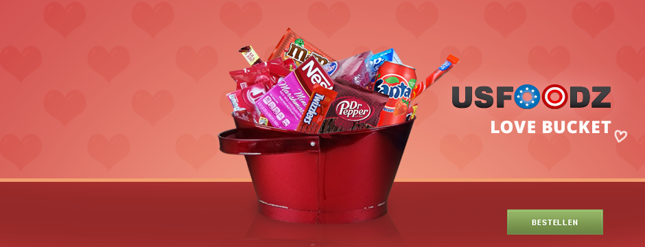 USfoodz Love Bucket