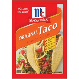 McCormick Original Taco Seasoning Mix (28g)