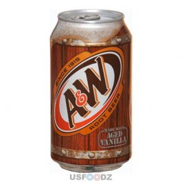 A & W Root Beer (355ml)