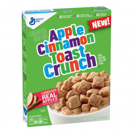 Apple Cinnamon Toast Crunch Cereal (314g)