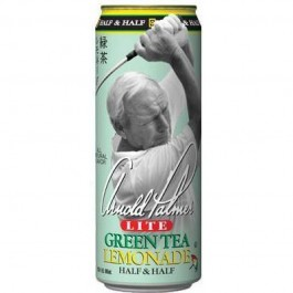 Arizona Arnold Palmer Lite, Half & Half Green Tea / Lemonade (680ml)