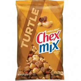 Chex Mix Indulgent, Turtle Snack Mix (226)