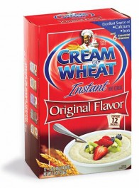 Cream Of Wheat Instant Hot Cereal 12-Packets (336g)