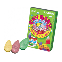 Cry Baby Extra Sour Chewy Candy (56g)