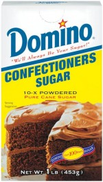 Domino Confectioners Sugar Pure Cane Sugar (453g)