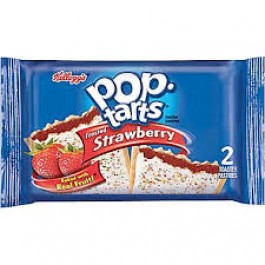 Kellogg's PopTarts Frosted Strawberry 2-Pack (104g)