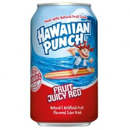 Hawaiian Punch Fruity Juicy Red USfoodz