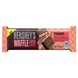 Hershey's Waffle Layer Crunch, Strawberry (39g)