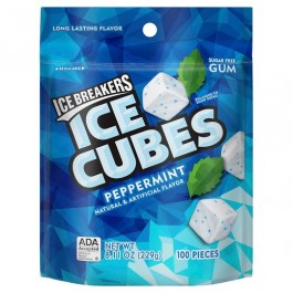 Ice Breakers Ice Cubes Peppermint (229g)