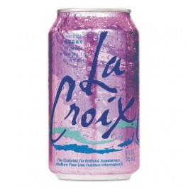 La Croix Sparkling Water, Berry (355ml)