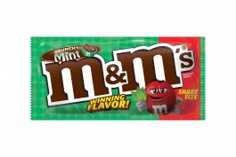 M&M's Crunchy Mint Share Size (80g)