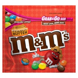 M&M's Peanut Butter Grab&Go Size USfoodz