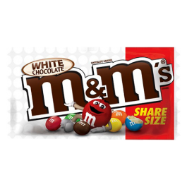 M&M's White Chocolate Share Size (80g)