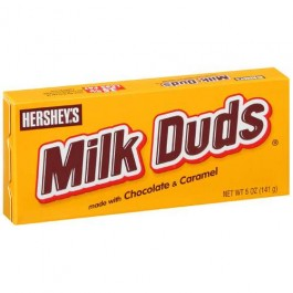 Milk Duds Theater Box (141g) (BEST-BY 10-2019)