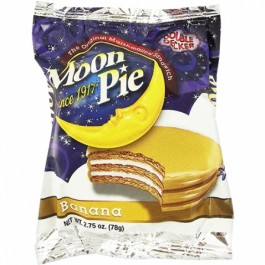 Chattanooga Moon Pie Banana (78g) (BEST BY 18-08-19)