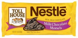 Nestlé Toll House Milk Chocolate Morsels (311g)