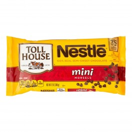 Nestlé Toll House, Semi-Sweet Mini Morsels (340g)