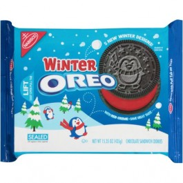 Oreo Winter Edition USfoodz