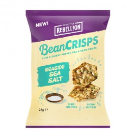 Our Little Rebell!on BeanCrisps Smokin' Seaside Sea Salt (113g)