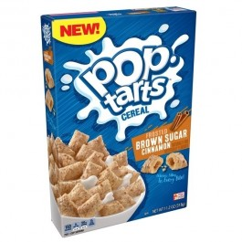 Pop-Tarts Frosted Brown Sugar Cinnamon Cereal