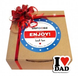 USfoodz Surprise Box, Super Dad