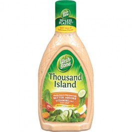 Wish-Bone Thousand Island Dressing (473ml) (BEST BY 25-11-2018)