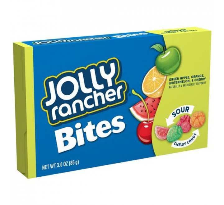 Jolly Rancher Sours Orignal Flavors (85g)