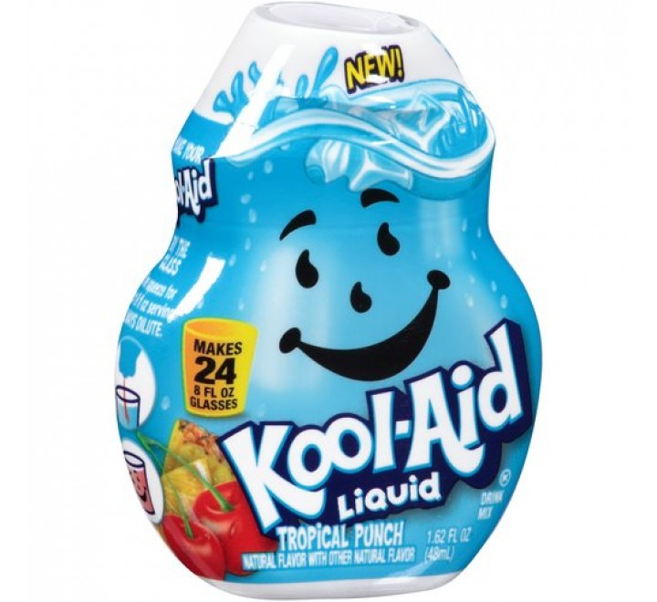 Kool-Aid Liquid Tropical Punch (48ml)