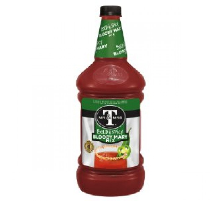 Mr & Mrs T Bold & Spicy Bloody Mary Mix (1L)
