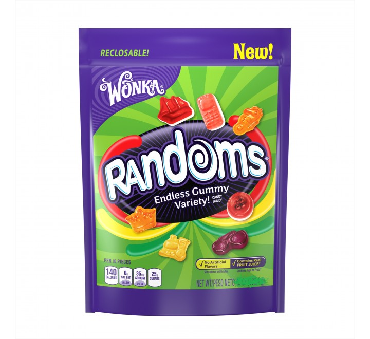 Wonka Randoms (148g)