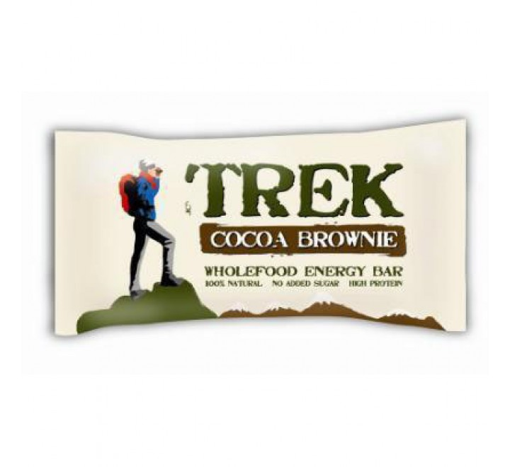 Trek Cocoa Brownie Bar (68g)