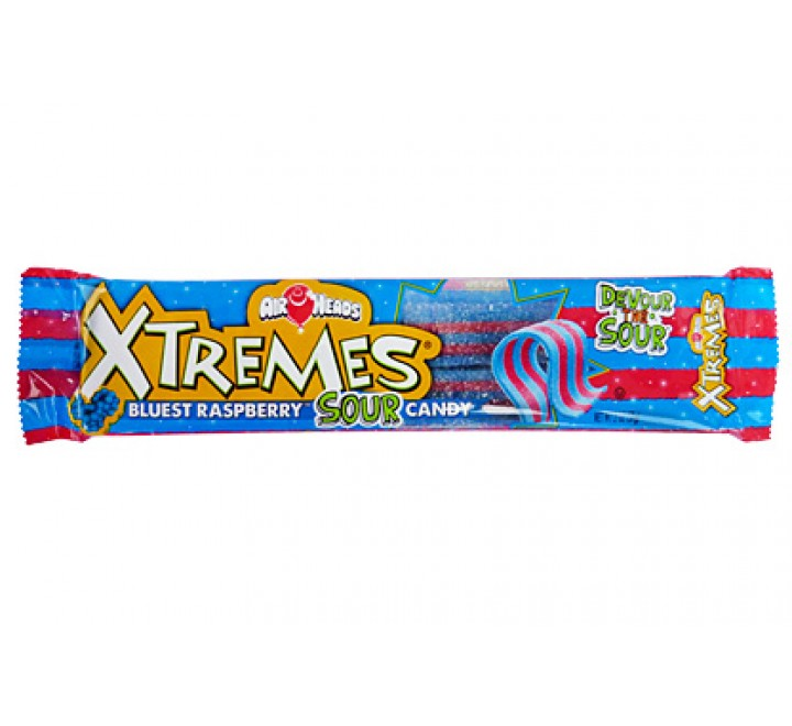 Air Heads Xtremes Bluest Raspberry (57g)