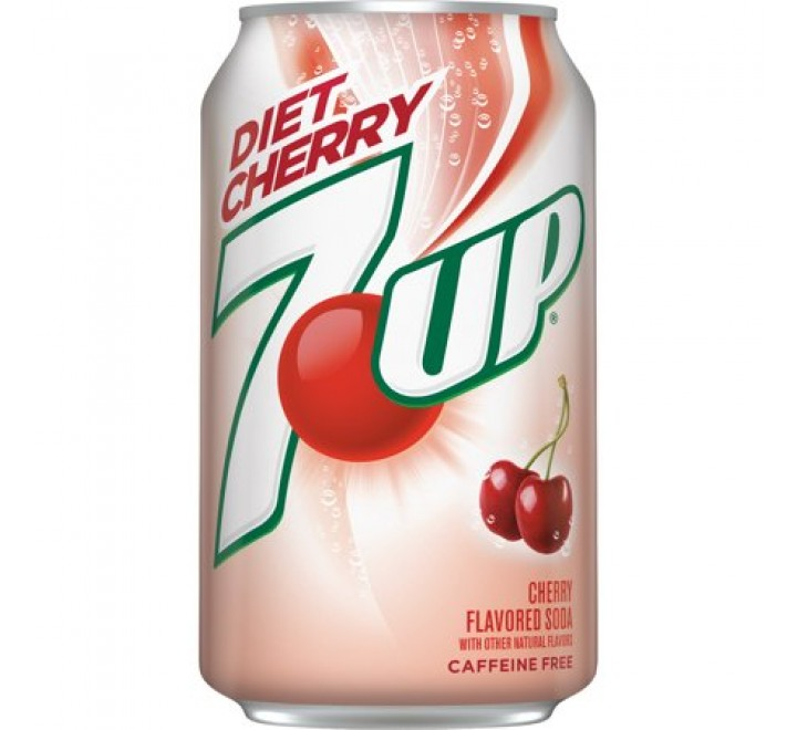 7UP Cherry Diet (355ml)