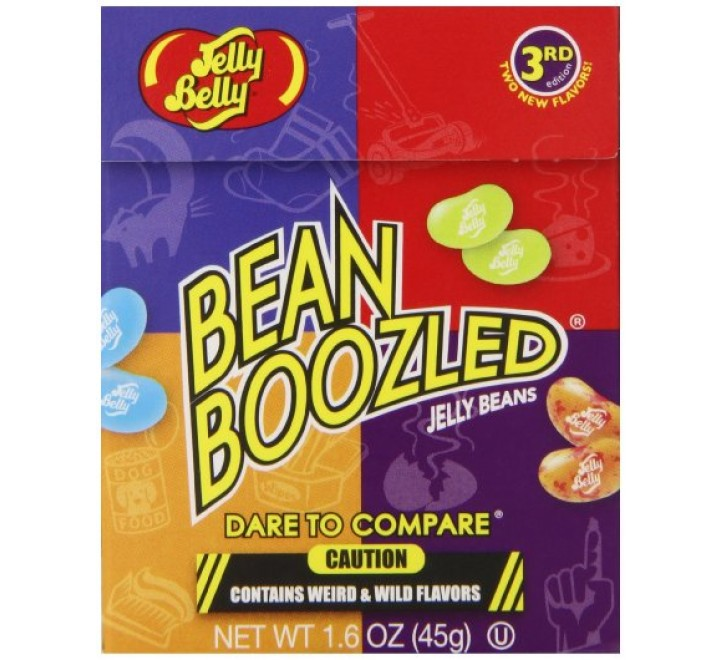 Jelly Belly Bean Boozled Jelly Beans (45g)