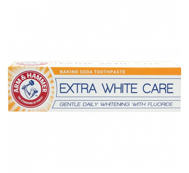 Arm & Hammer Toothpaste, Extra White Care (125g)