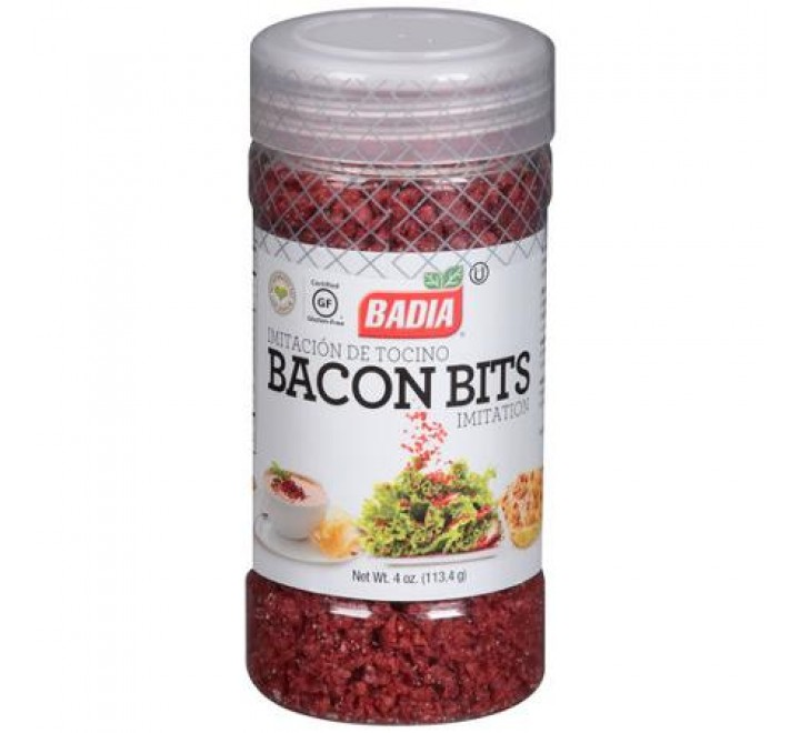 Badia Imitation Bacon Bits (113g)