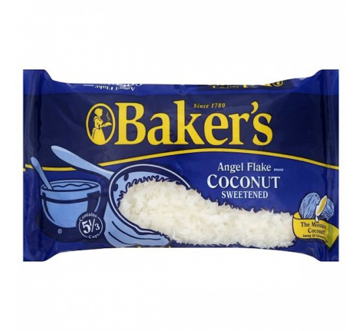 Baker's Angel Flake Coconut Sweetened (198g)