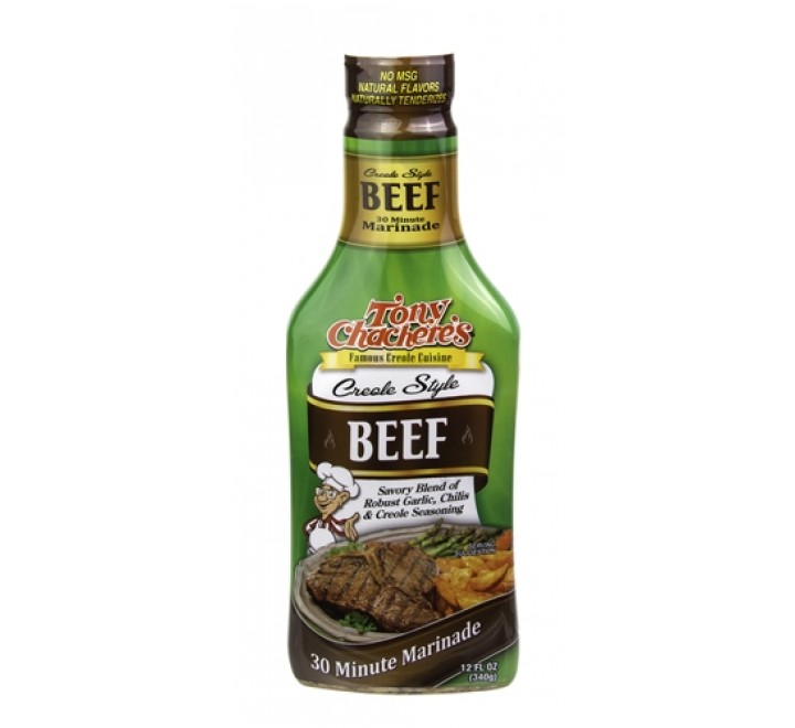 Tony Chachere's Creole Style Beef Marinade (340g)