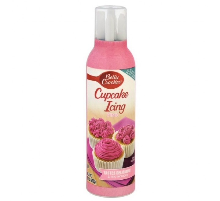 Betty Crocker Cupcake Icing, Pink