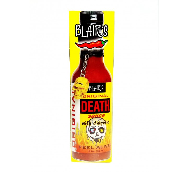 Blair's Original Death Sauce with Chipotle (150ml)