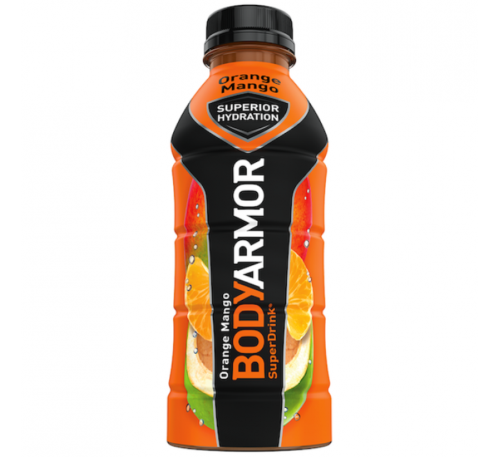 BodyArmor Sports Drink, Orange-Mango (473ml)