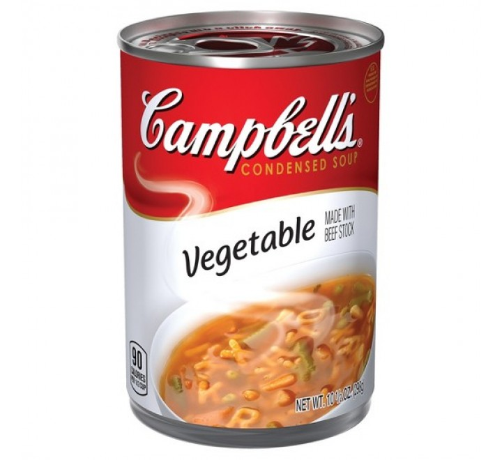 Campbell's Vegetable Soup (298g)