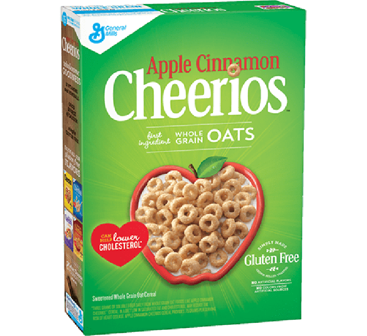 Cheerios Apple Cinnamon (311g)