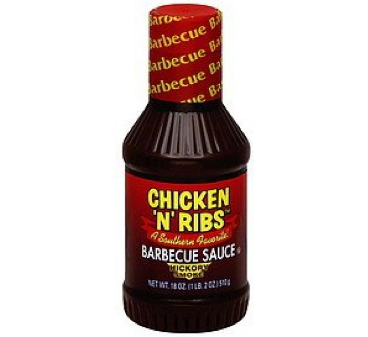 Chicken 'n' Ribs Barbeque Sauce Original (510g)