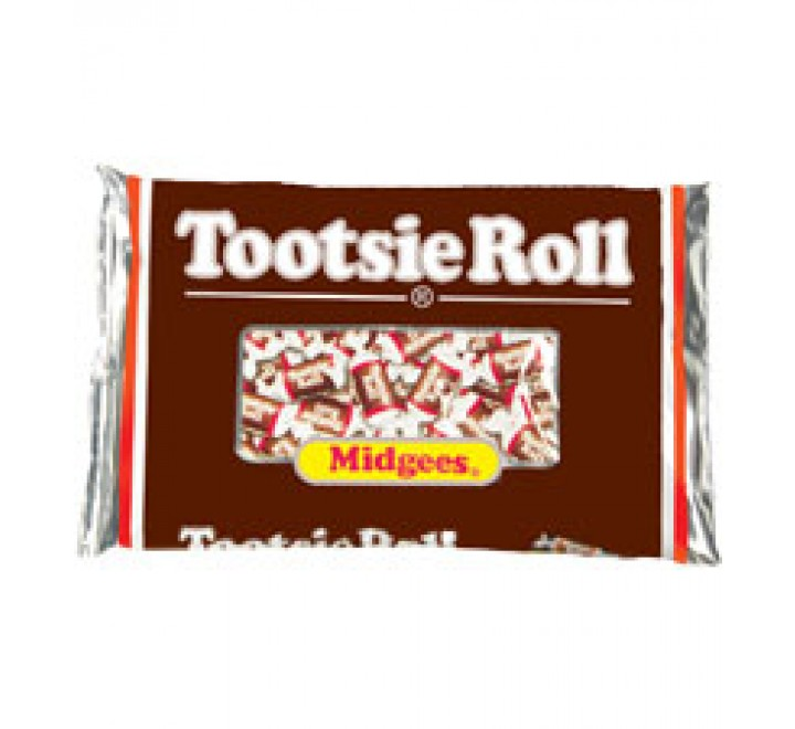 Tootsie Roll Midgees Big Bag (391g)