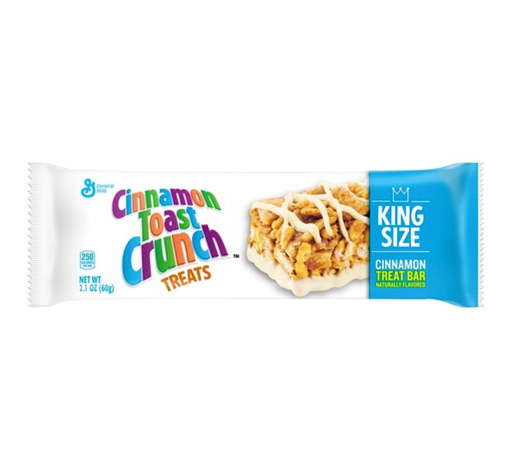 Cinnamon Toast Crunch - Treat Bar, King Size (60g)