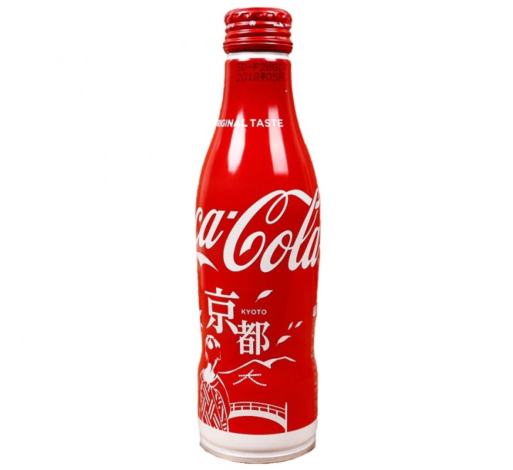 Coca-Cola Kyoto Bottle (250ml)
